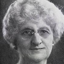 1926-1929 Laura Ann Milam (Mrs Bryant) Gillespie