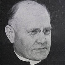 1935-1937 Rev George Shepard Southworth
