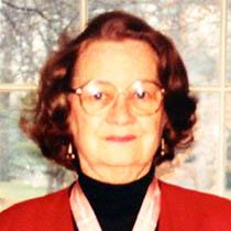 1989-1992 Helen Comstock Morris Blackburn